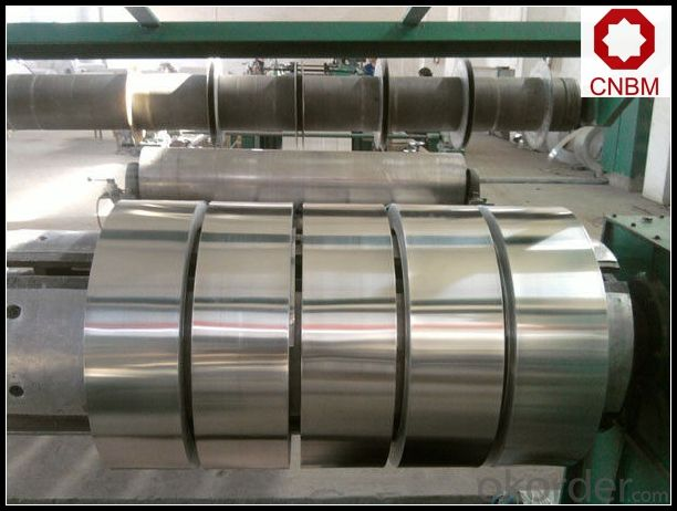 Hot Rolled 5083 Mill Finished Coated Aluminum Coil