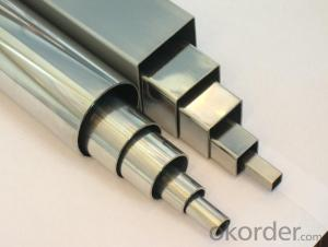 Precision finishing 316L Stainless seamless Steel pipes manufacturer Wuxi