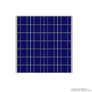 200W 60 Cell Solar Photovoltaic Module Solar Panels