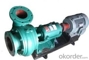 Cast Steel Centrifugal Pump High Pressure
