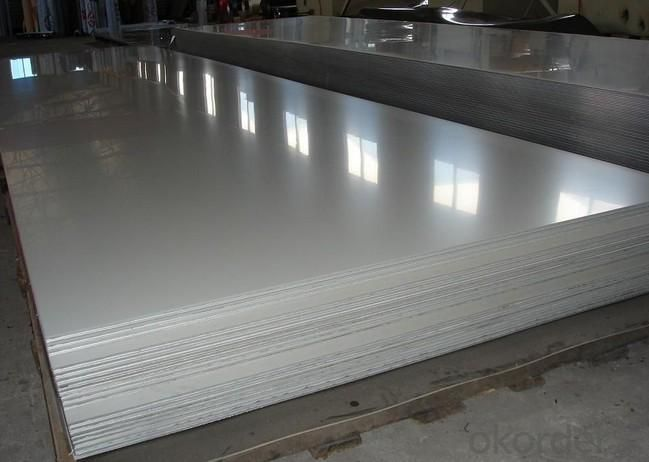 surface 2B/NO.1/NO.4/no.8 410 stainless steel sheet made in China for construction