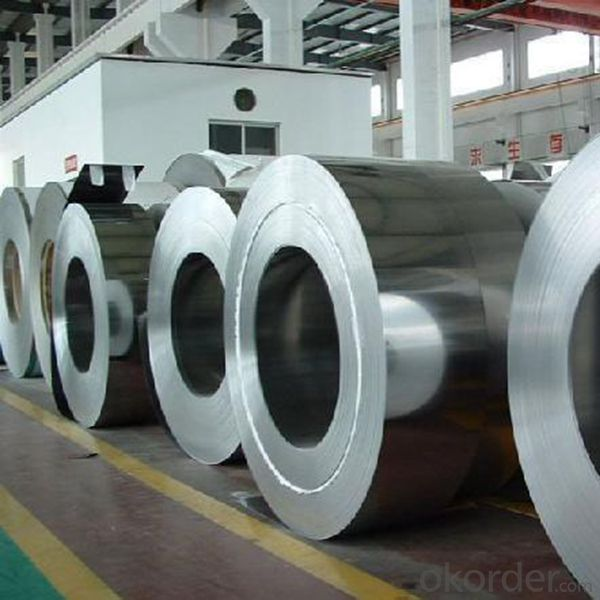 Steel Coils NO.2B Finish from China,Cold Rolled Steel Sheets Grade 304 with High Quality