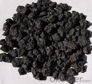 Calcined Petroleum Coke for Iron Making as Carbon Additive