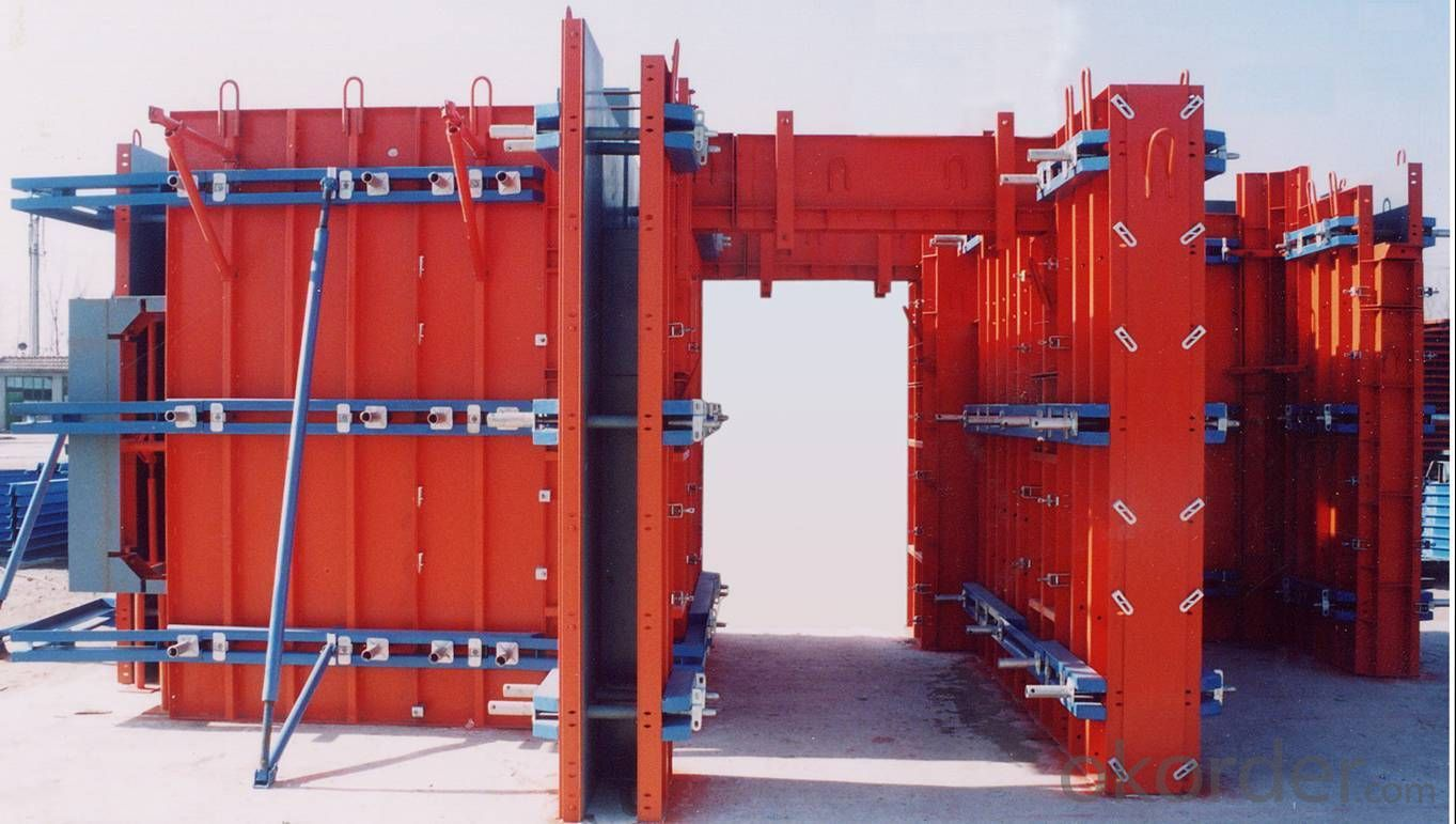 Buy Light Steel Frame Formwork From Cnbm China Price Size
