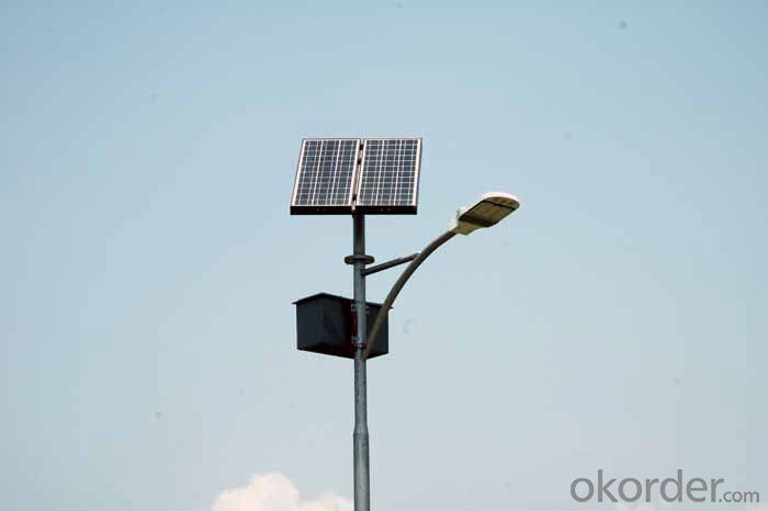 Energy-efficient Solar Cob Led Street Lights