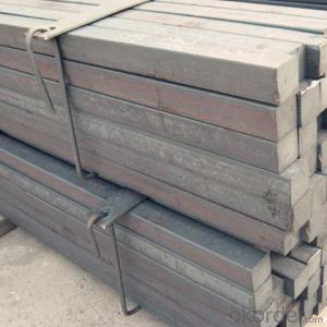 Q195, Q235, Q345B, SS400, A36, S235JR, S355JR, SAE1020, SAE1045, 3SP, 5SP Steel Billets