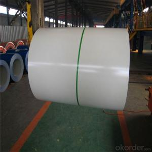 Prime 700-1250mm PPGI Cold Rolled Steel Coil