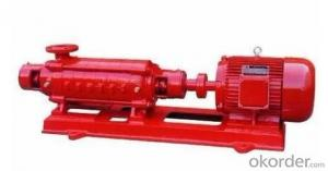 Fire Pump Stainless Steel High Speed High Sales