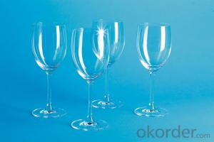 Wine Glasses of Champagne Cup of  White Wine Cup