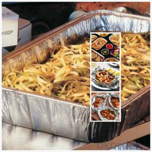 Household Aluminium Foil/ Roll Household Aluminum Foil for Food Packing for food