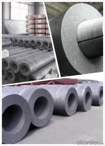 UHP Graphite Electrode Manufactured in China