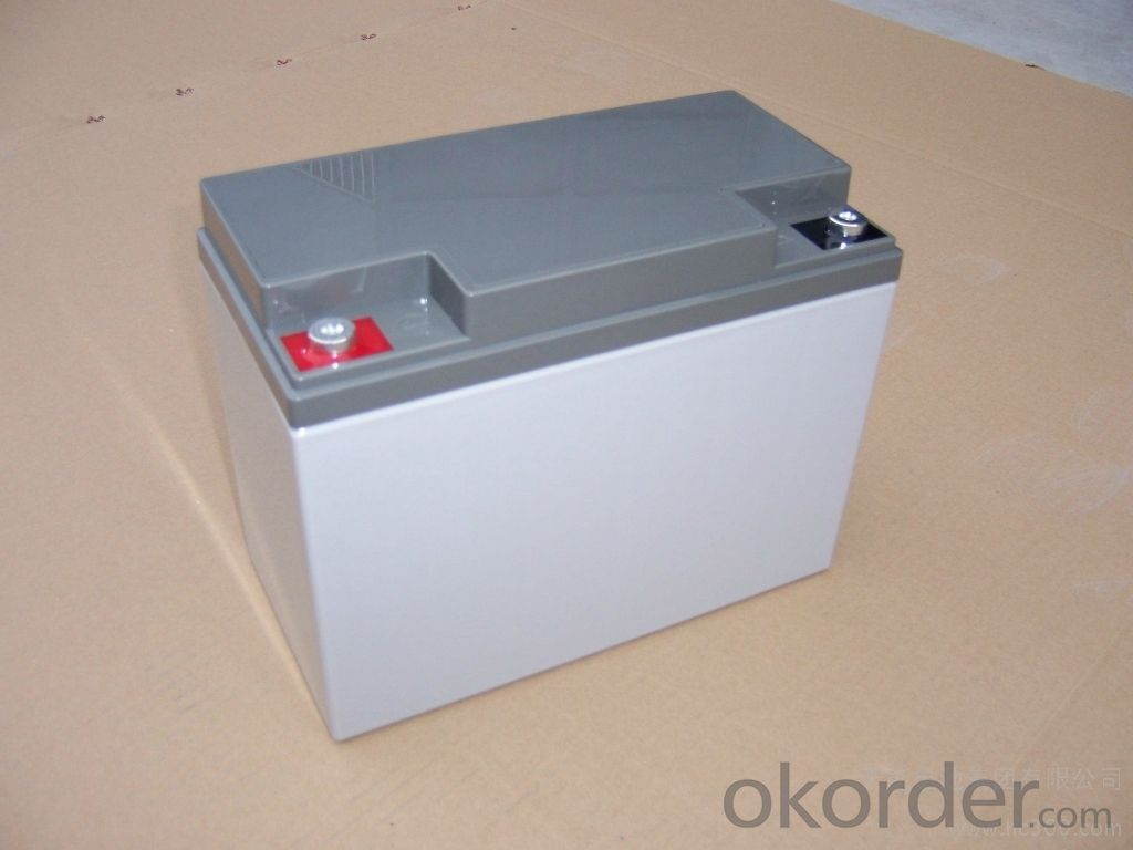 Solar Power Storage Battery 12v 250ah Long Life Lead Acid Battery