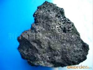 China Supplier Calcined Anthracite as Carbon Additive