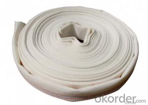Municipal Fire Industrial fire hose EPDM lined JACKET FIRE HOSES