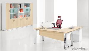 Office Furniture Desk MDF Material with Modern Design