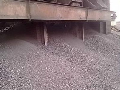 Calcined Anthracite High Quality  for Steelmaking