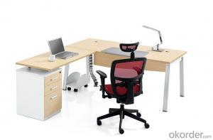 Office Working Desk with MDF Board Material