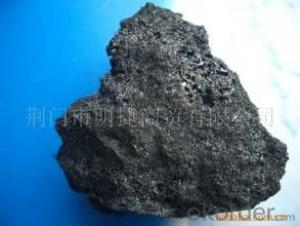 Calcined Petroleum Coke as Carbon Additive