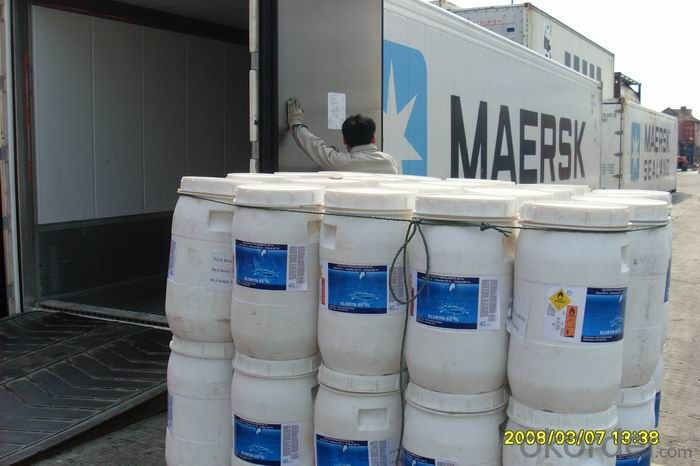 Calcium Hypochlorite Granular China Manufacturer