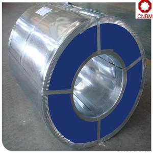 Coil of steel hot dipped zinc coating Dx51d z100
