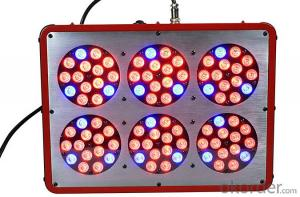 LED Grow Light 270W Growing Light System Full Spectrum 270W Christmas Lighting
