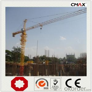 Tower Crane TC7021 12Ton Lifting Capacity