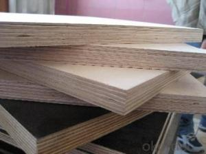 18MM Phenolic Glue Dynea Brown Film Faced Plywood