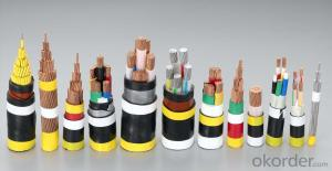 Electrical Wire Cable with Good Quality and Low Price