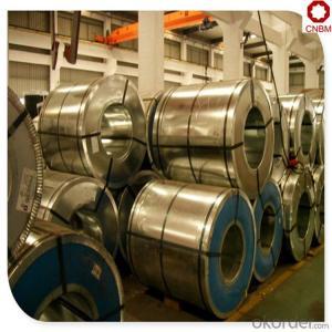 Steel coil sheet by hot dipped zinc coating good CS quaity