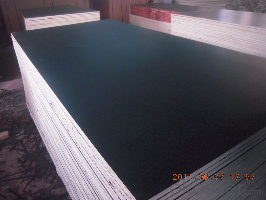 Jointed Core Black Film Faced Plywood Waterproof