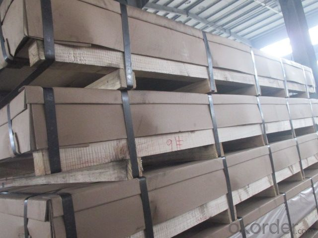 Aluminum Sheet Plate Stocks Warehouse Cold Rolled Price