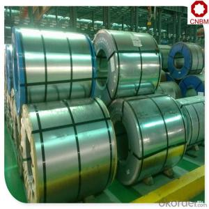 Steel building hot-dip galvanized steel coil