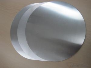 Aluminum Circle Panel for Cookware Circles