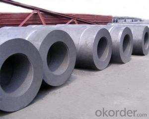 350*1800mm  High Quality Graphite Electrode