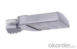 LED STREET LIGHT CNBM 120W WITH LIGHT EFFICIENCY 130LM/W