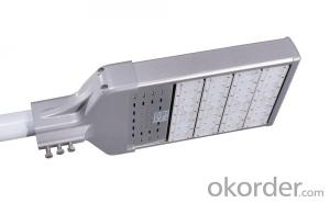 LED STREET LIGHT CNBM 90W WITH LIGHT EFFICIENCY 130LM/W