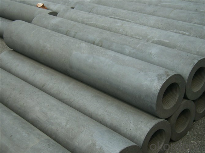 High Carbon Graphite Electrode (RP, HD, HP) -200-300m with Nipples
