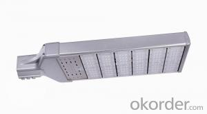 LED STREET LIGHT CNBM 200W WITH LIGHT EFFICIENCY 130LM/W