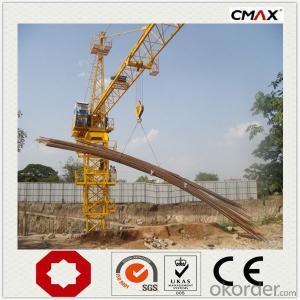 Tower Crane Mini Crane Luffing Trolleying