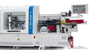Different Edge Bander Machine in China Market
