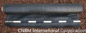 Silt Fence with Pocket/Weed Barrier/Woven Fabric