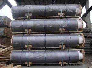 Graphite Electrode with Nipple Price -Hp-D.300mm