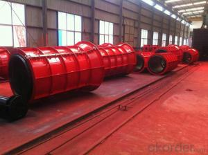 Concrete Culvert Pipe Machine for Building Construction