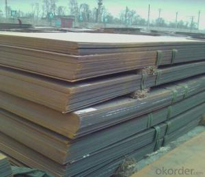 Steel Sheet for Boiler and Pressure Vessel AISI/ASTM A36