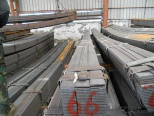 Hot Rolled Steel Flat Bars A36, SS400, Q235