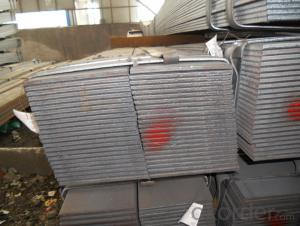 Slitting Steel Flat Bars A36, SS400, Q235