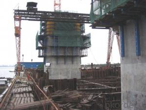 Hydraulic Auto-climbing Formwork from China