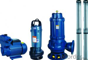 Vertical Diesel Stainless Steel Water Centrifugal Pump