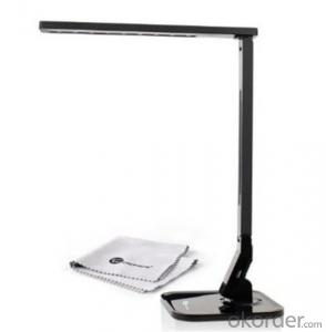 LED Multi-function Lamp Reading Studying 5-Level Dimmer, Touch-Sensitive Control Panel