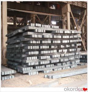 Column Steel Billet 3SP 5SP 20MnSi for Stoves Steel Billet
